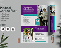 Doctor & Medical Flyers Template
