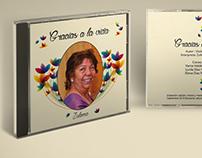 Caratula Disco: Gracias a la vida / Zulema