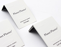 Planet Planter Package