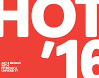 HOT Degree Show 2014-16