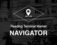 Navigator - Mobile App UI Design