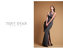 Tony Evan Fall / Winter 2016 Collection