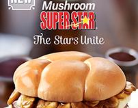 Mushroom Super Star