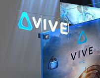 HTC-VIVE @ COMICCON Dubai