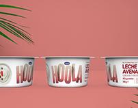 HOOLA yogurt vegetal