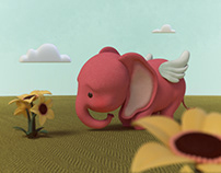 Ellie | 3D animation