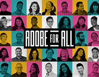 Adobe for All Campaign