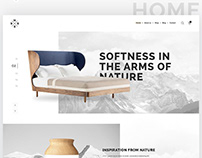 M989 Website Template Design UI Kit