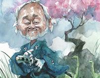 Stan Sakai &Miyamoto Usagi