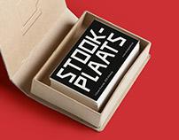 Stookplaats - Font