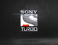 Sony Turbo Channel Branding