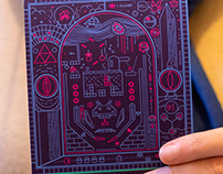 SuperXP Illustration Passport