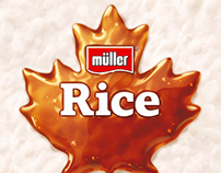 Muller Rice Maple Syrup