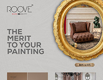 Roove Furniture Social Media