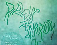 Ripley's Aquarium Poster