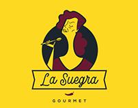 La Suegra - Branding