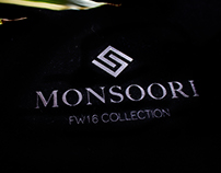 Monsoori Haute Couture Look Book FW16