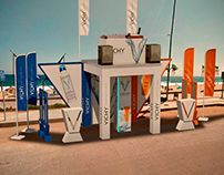 VICHY / OUTDOOR EXHIBITION