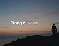 Google - El primer paso