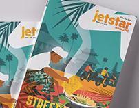 Jet Star Magazine Cover