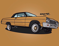 Impala illustration