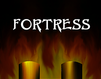 """Fortress"" Game UI Design Project"