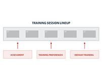 Training Session Logic
