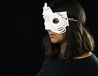 3D Sculpey Mask