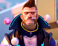 ATLAS REACTOR - LOCKWOOD