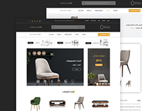 ReDesign : Ostyle Furniture Ecommerce Rtl
