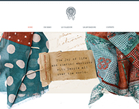 Scarf of the World Website
