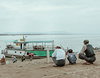 Ayeyarwady River·Mandalay