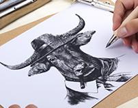 Carabao: Tattoo Concept