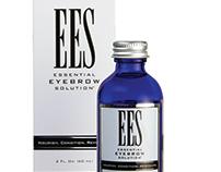 EES-Essential Eyebrow Solution Branding