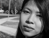 Black and White Conversions: Headshots