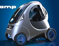 Samp Car_TOON