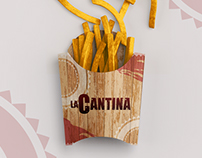 La Cantina - Mexican food