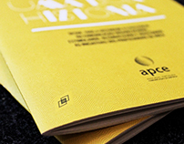 APCE AWARD 2013 BROCHURE
