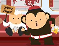 Happy Monkey Year !