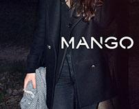 Publicité Mango