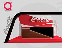 Coca Cola / Modulo Para Activación BTL