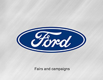 Ford - Fairs and campaigns