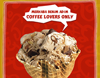 Coldstone Social Media Post Designs
