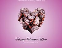Ava's Premium Toffee - Happy Valentine's