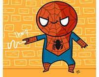 Spider-Man from Marvel Comics