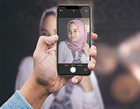 iPhone X Camera Mock-Ups
