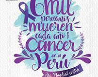 Día Mundial contra el Cáncer - Suplemento Perú21