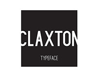 Claxton | Free Typeface