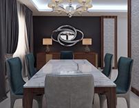 Villa Interior Design / Villa iç mimar tasarım