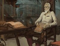 Don Quixote - Illustrated book - Part 1 of 2